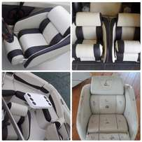 Xtreme Upholsterers-For all your boat requirements .