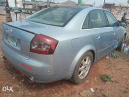 Audi A4 cute n clean for sale N900k