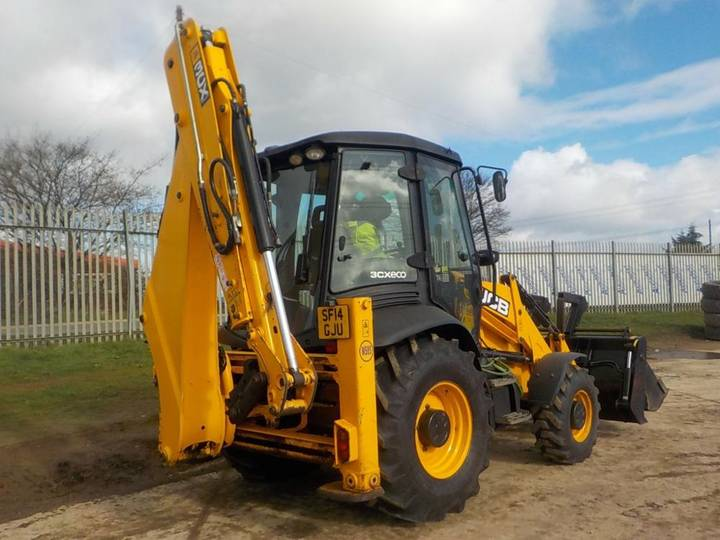 JCB 3CX P21 Turbo - 2014 - image 2