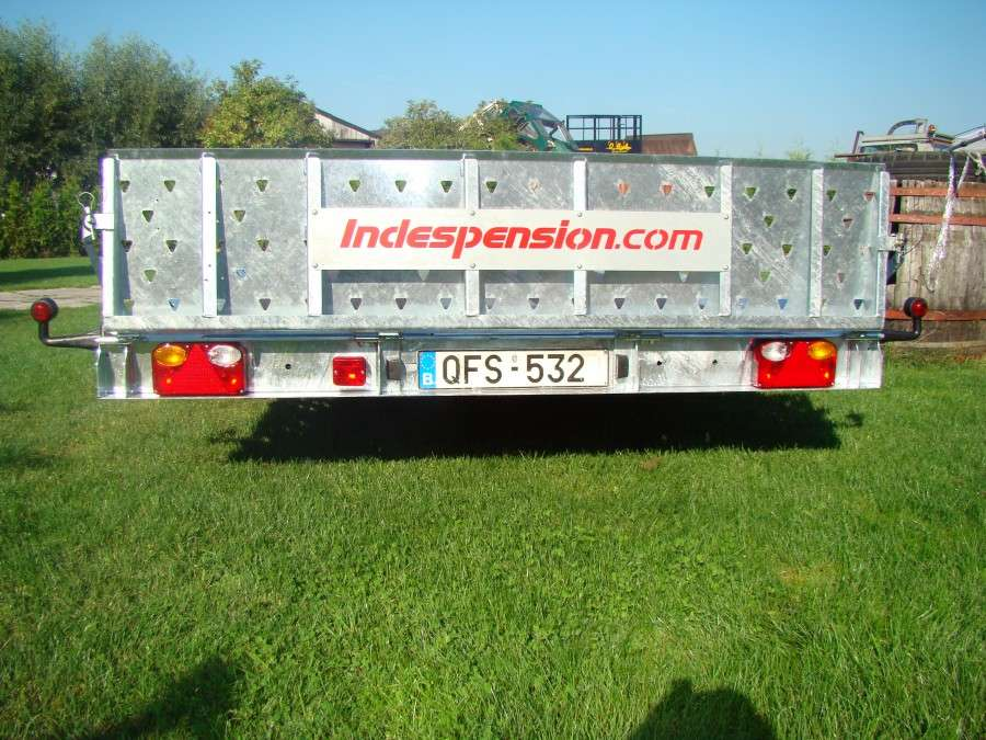 Indespecsion  3500 kg - 2014 - image 4