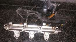 Golf 6 gti Injector rail
