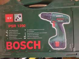 Boasch 12 V Cordless screwdriver Great condition