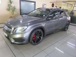 2015 Charcoal Mercedes-Benz GLA Class 45 AMG Automatic