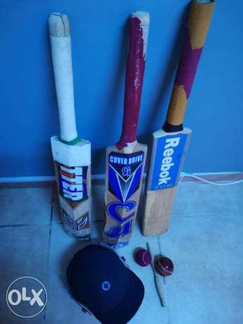 cricket Bat for all age group-exellent Quilty
