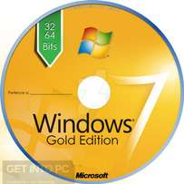 Window 7 Gold Edition