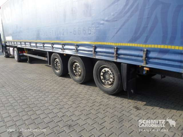 Schmitz Cargobull Prelată glisantă Mega - 2011 - image 6