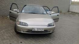Honda billade 96 luxline fuel injection for R27 000