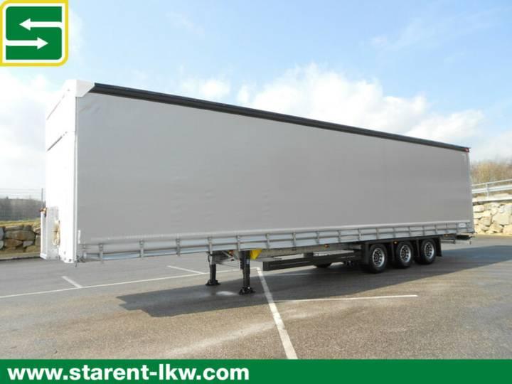 Schmitz Cargobull Megatrailer,Hubdach,Liftachse,XL-Zertifikat,NEU - 2019