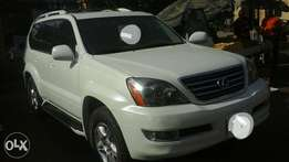 Carefully Used Lexus GX470 cheap sale