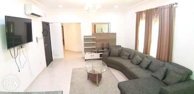 Amazing 2bhk fully furnish including ewa apartment for rent in Juffair