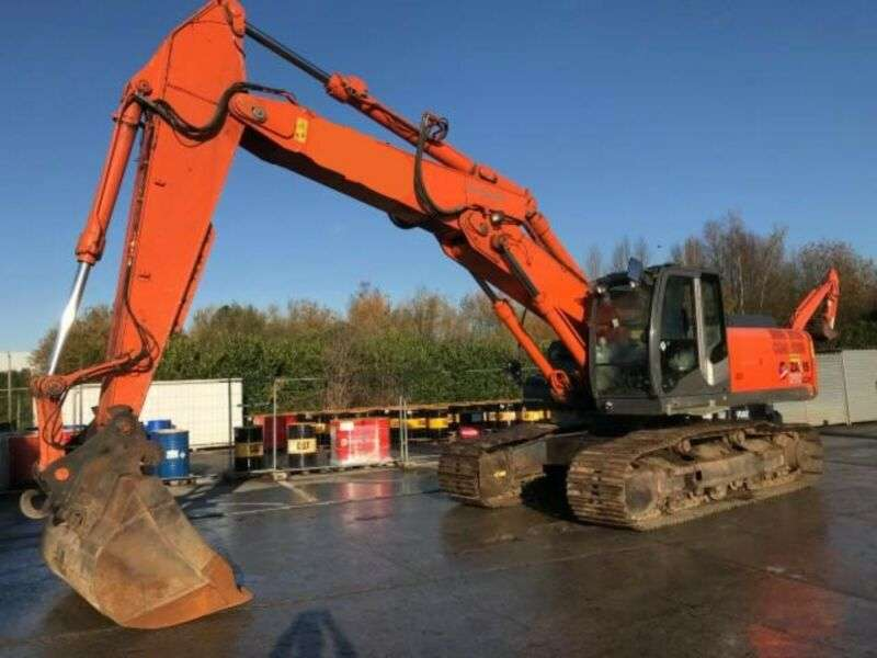 Hitachi Zx350 **bj2010 *9940h** - 2010