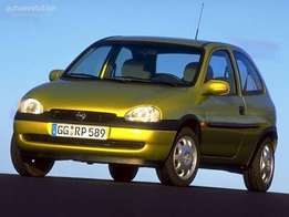 Opel Corsa Wanted*