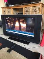 Sony Bravia 32' fhd plasma with remote