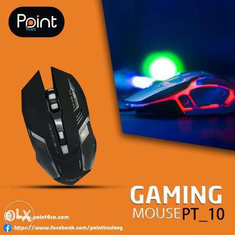 gaming mouse pt-10