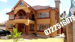 A hot deal, 5 br house for sale in kahawa sukari