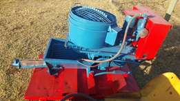 Meyco MP Pan Mixer and Plastering Pump