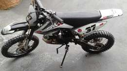 125cc Pit Bike for Sale Reposted due to time wasters