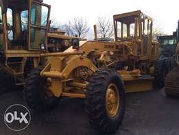 Caterpillar 12G - To be Imported