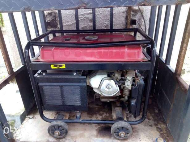Fireman 5.5 KVA Generator for Sale with the house Wuse 2 - image 2