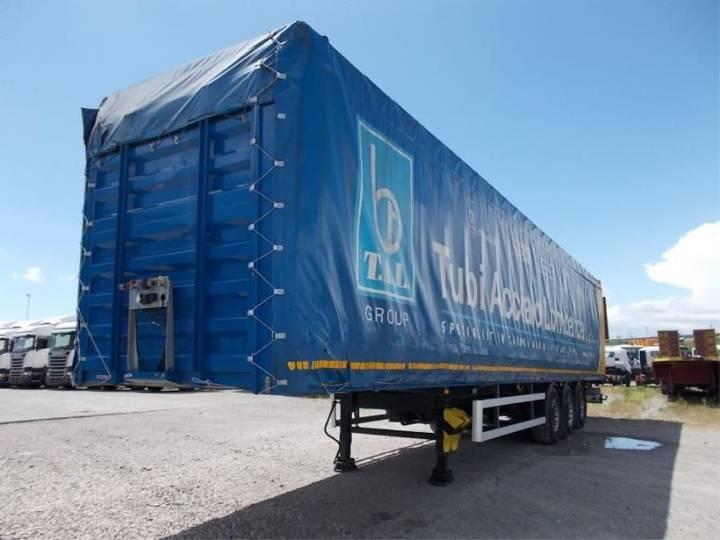 Cardi div  39s3spb tilt semi-trailer - 2006