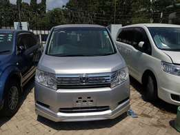 Honda Stepwagon new shape