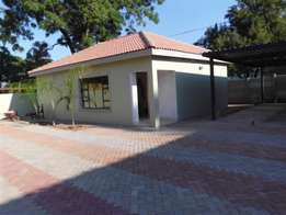 Two bedroom houses brand new in Robertson str