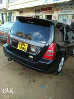 Clean Subaru forester for sale.