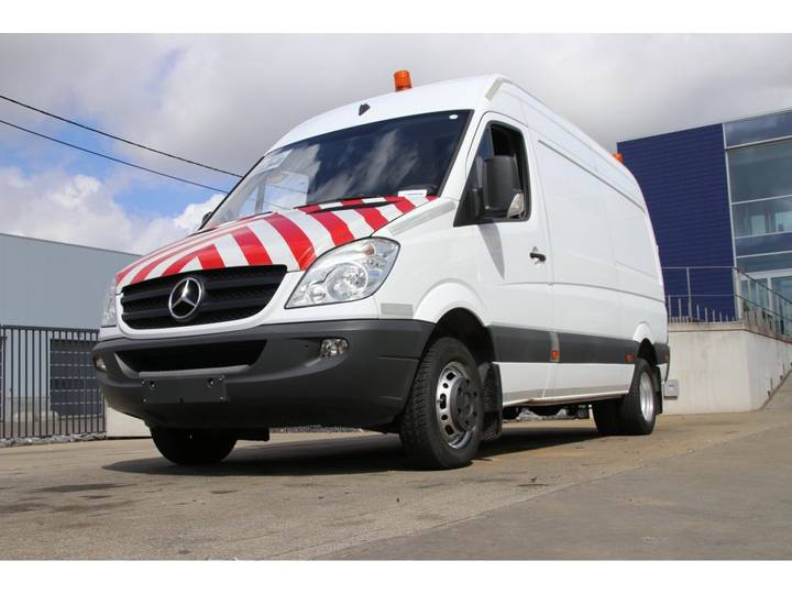 Mercedes-Benz SPRINTER 519 CDI - 100 155 KM - 2010