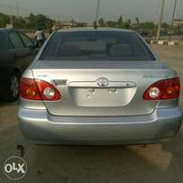 Extremely clean and fresh Toyota corolla, Lagos clear