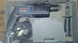 Bosch drill in box