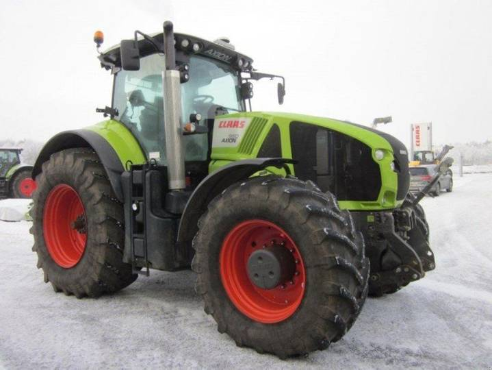 Claas axion 950 cmatic cebis - 2014