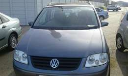 VW Touran 1.9 TDI 2005