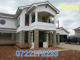 5 br modern design house for sale in kahawa sukari