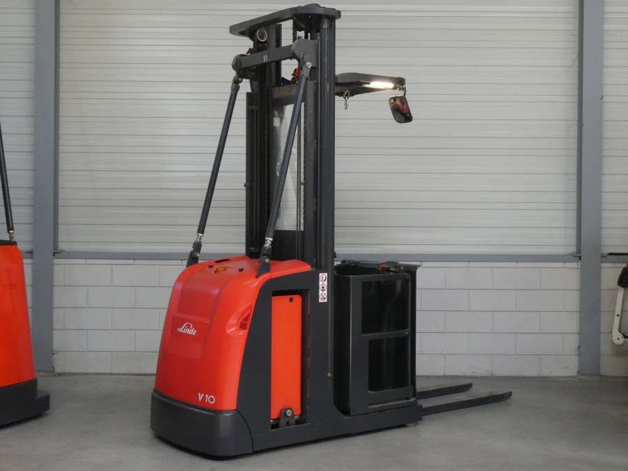 Linde V 10 - 5212 - NEW battery !!