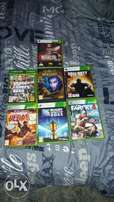 Xbox360 games for sale must go now