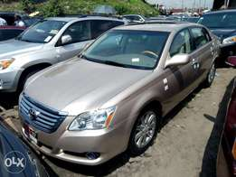 Toyota Avalon 2007 Model