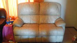 1Seater and 2Seater couches