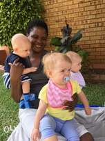 7yrs exp night nurse/nanny, weekend or holiday nanny available