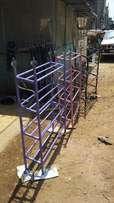 Metallic Shoe racks for sale