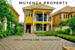 its a 3 bed room house for sale