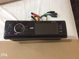 JVC exad DVD player top off the range