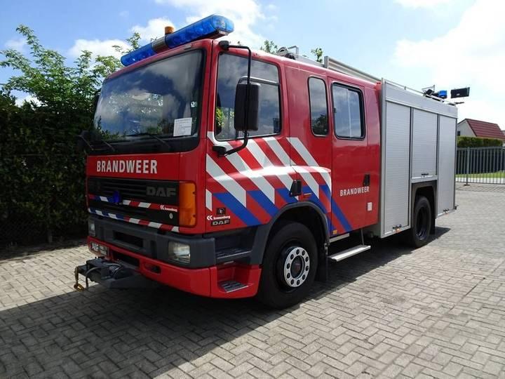 DAF 65-240 ATI Kronenburg - 1994