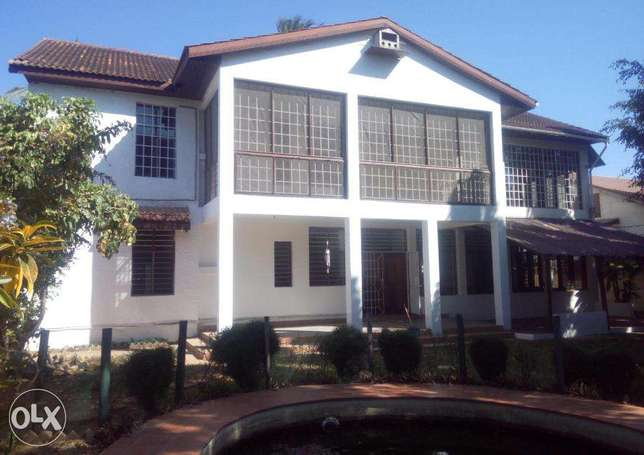 5 Bedrooms House for Office / Residential at Masaki Ilala - image 1