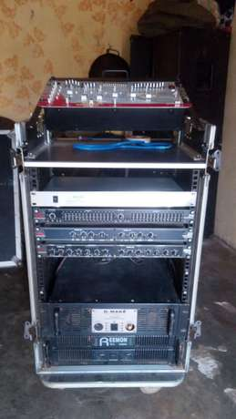 Complete DJ Rack for sale Kampala - image 2