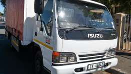 Truck for hire with affordable prices