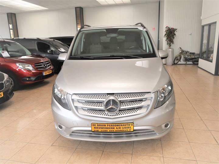 Mercedes-Benz Vito 116 CDI Lang DC Comfort 2x schuifdeur Autm Airco - 2015