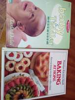 Cook books set of 2