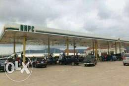 Super Mega NNPC Filling Station For Sale in Abuja