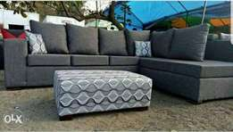 Great new special Corner sofa enjoy free transport