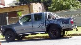 2009 ford ranger, double cab, 4 liters, engen 89% good